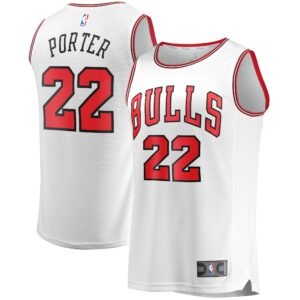 Otto Porter Chicago Bulls Fanatics Branded Fast Break Player Jersey - Association Edition - White